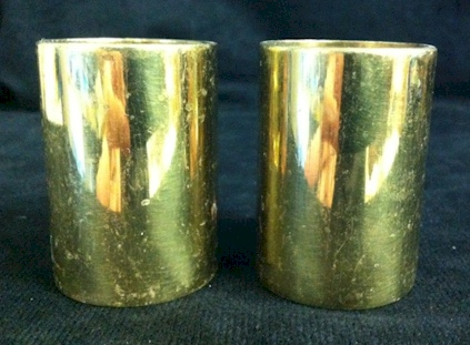 Brass Candle Socket